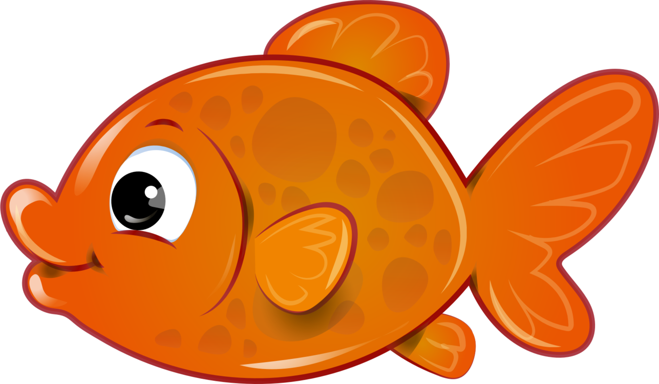 Goldfish clipart animated. Cartoon images gallery for