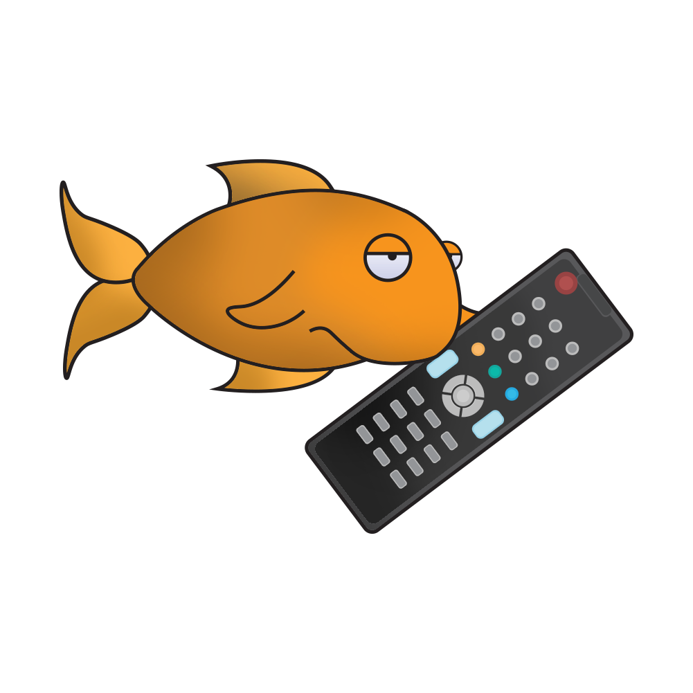 The availability heuristic how. Goldfish clipart attention span