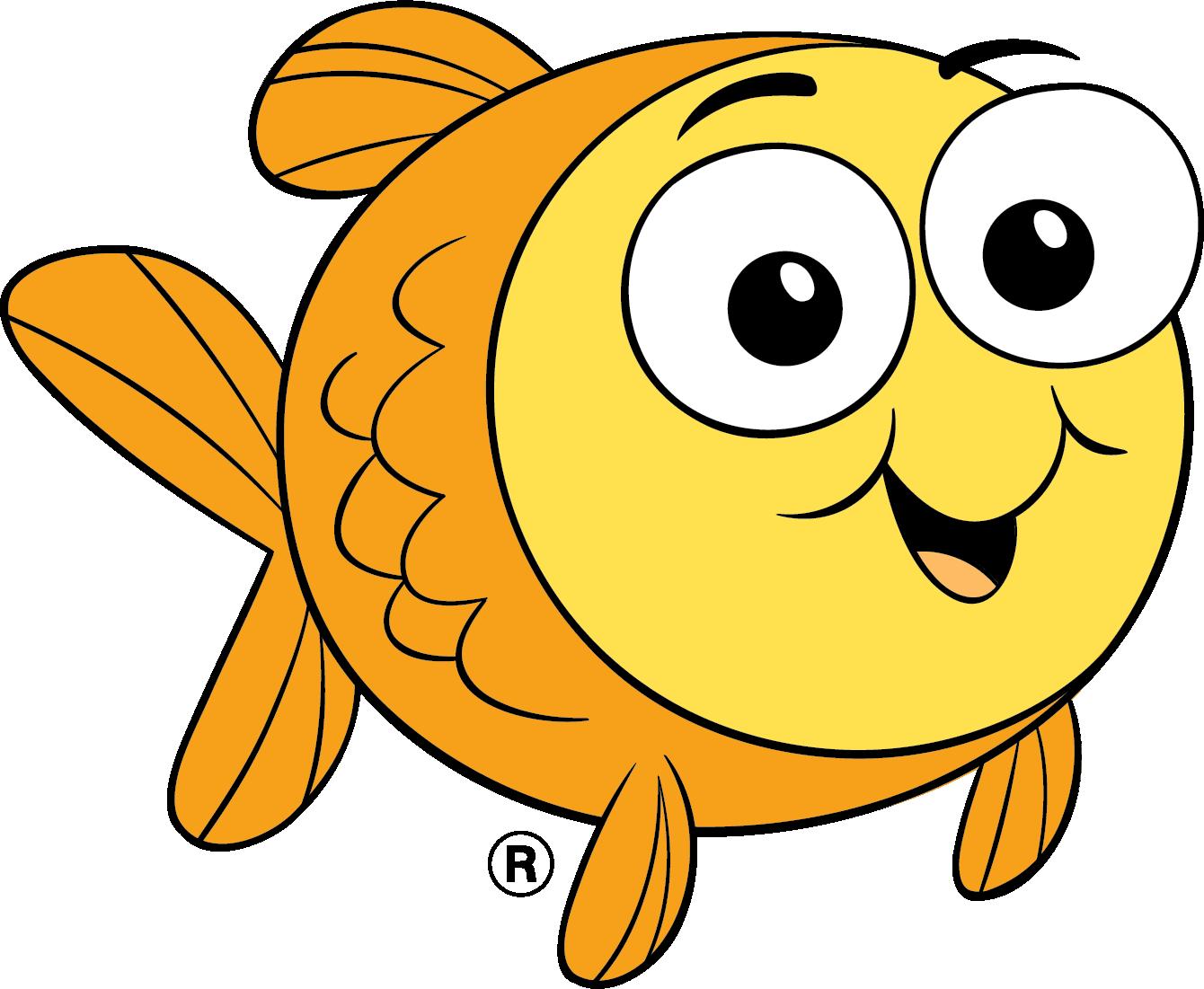Goldfish clipart attention span. Swim school paul risk