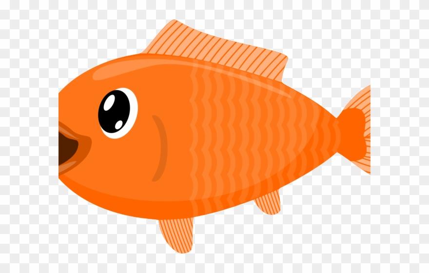 Goldfish clipart basic fish. Fishl png download pinclipart