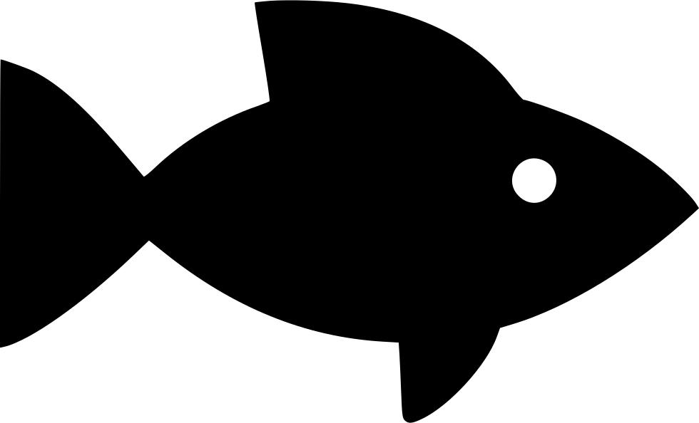 Goldfish clipart file. Fish animal food svg