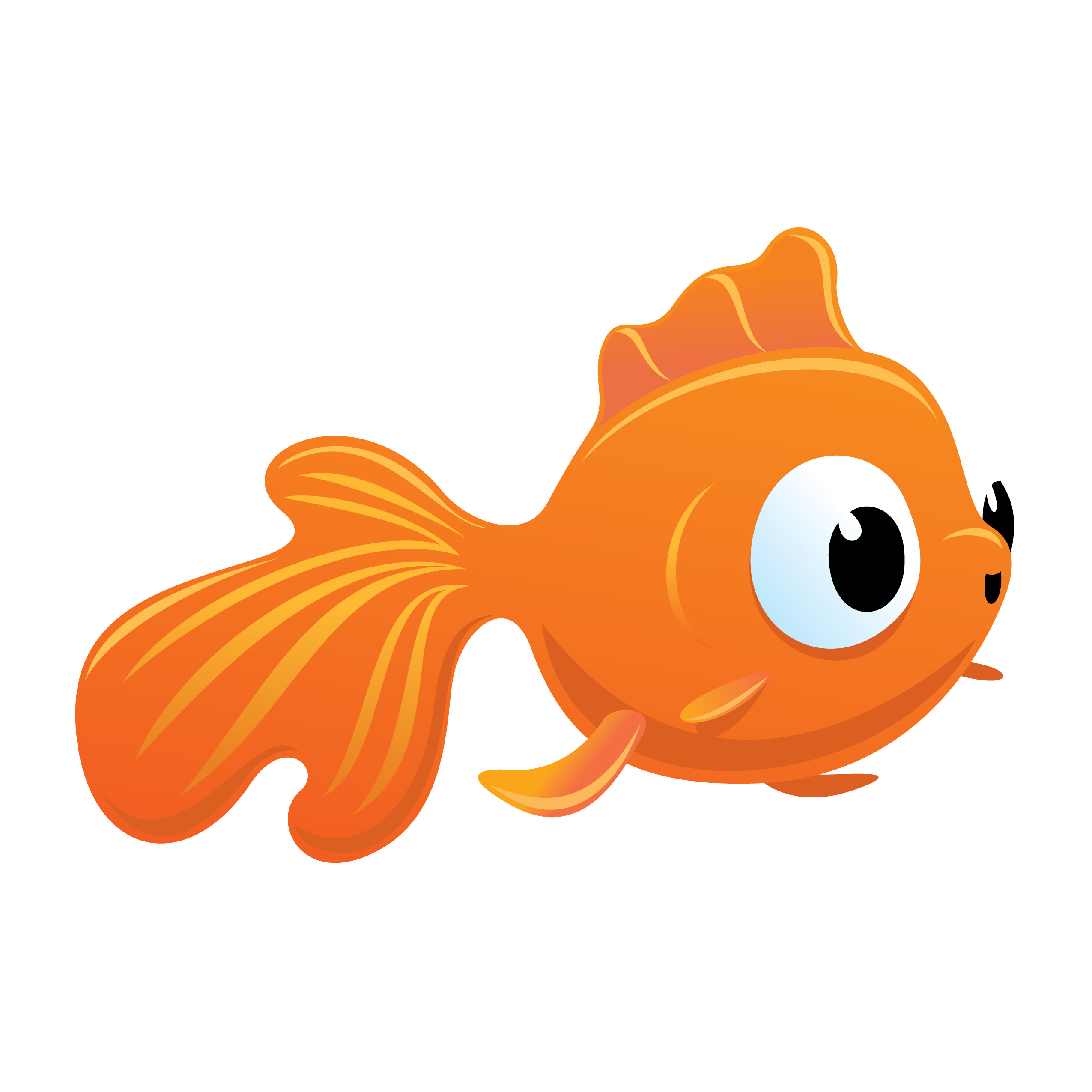 Goldfish clipart fish cracker.  collection of png