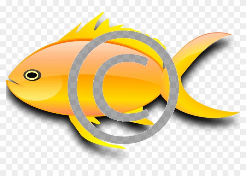 Png clip art transparent. Goldfish clipart gold fish