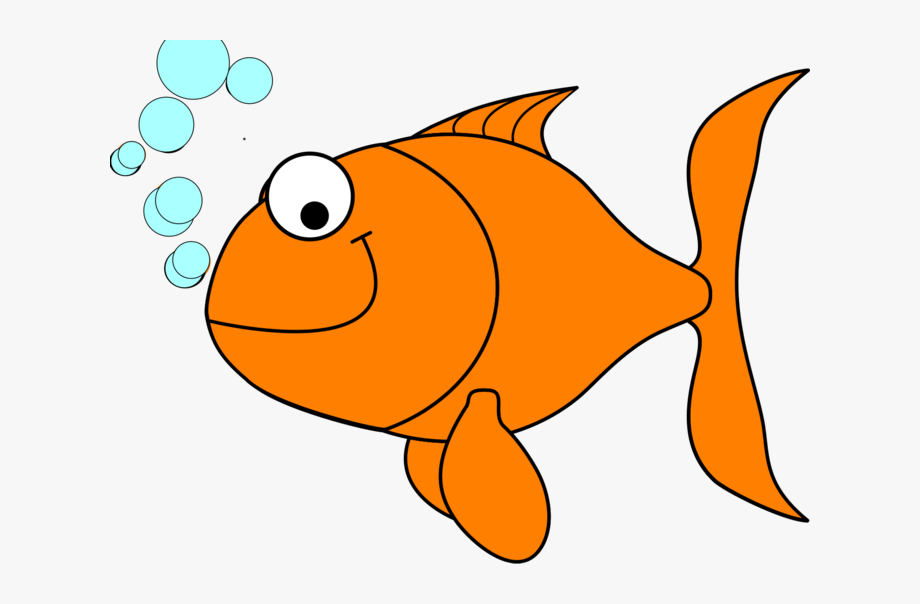 Goldfish clipart golden fish. Gold clip art free