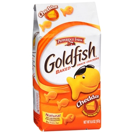 Crackers free download best. Goldfish clipart goldfish food
