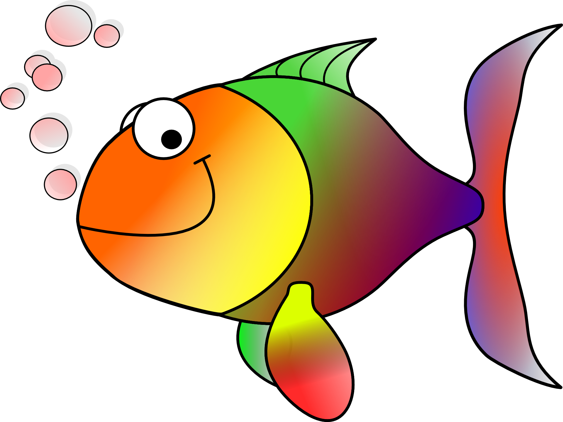 Goldfish clipart ish. Fishes foxlightnews in meal