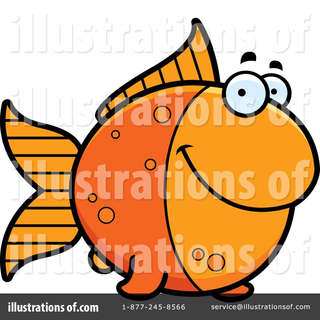 Illustration by cory thoman. Goldfish clipart kid