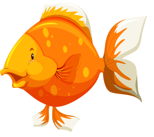 Goldfish clipart part. Pin by marina on