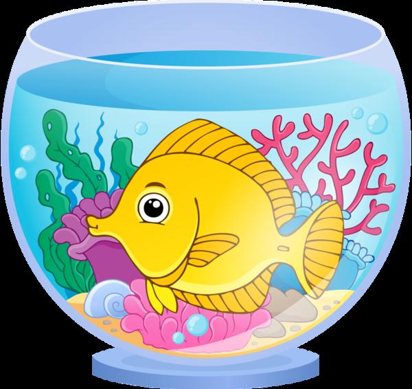 Goldfish clipart under sea. Pesce pinterest fish and