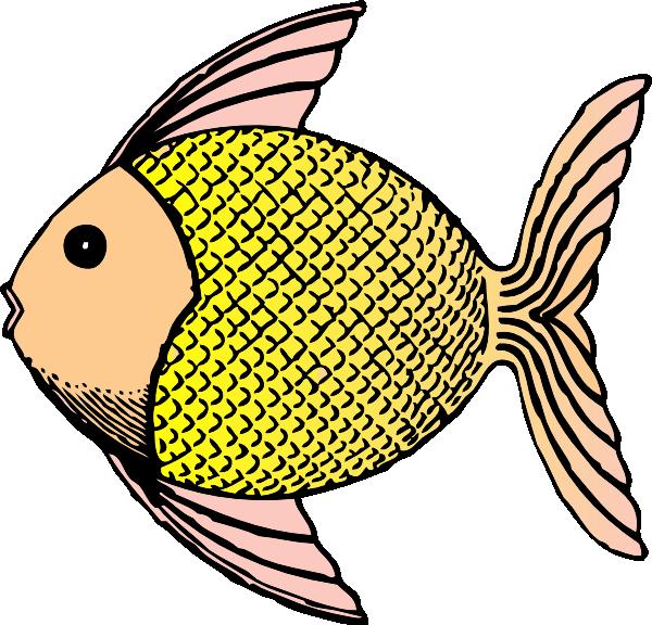 Goldfish clipart whitefish. Tropical fish clip art