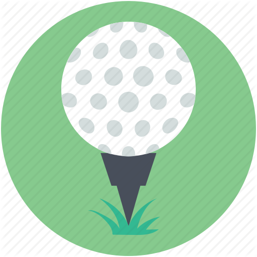 Golf ball vector png. Travel by vectors market
