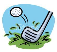 Golf clipart. Stock vectors me