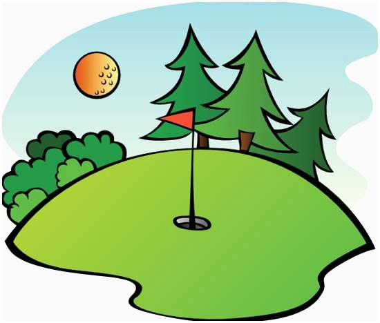 Golf clipart. Free funny inspirational clip