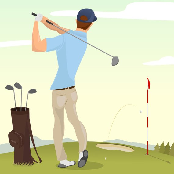 Download free png cute. Golf clipart artwork