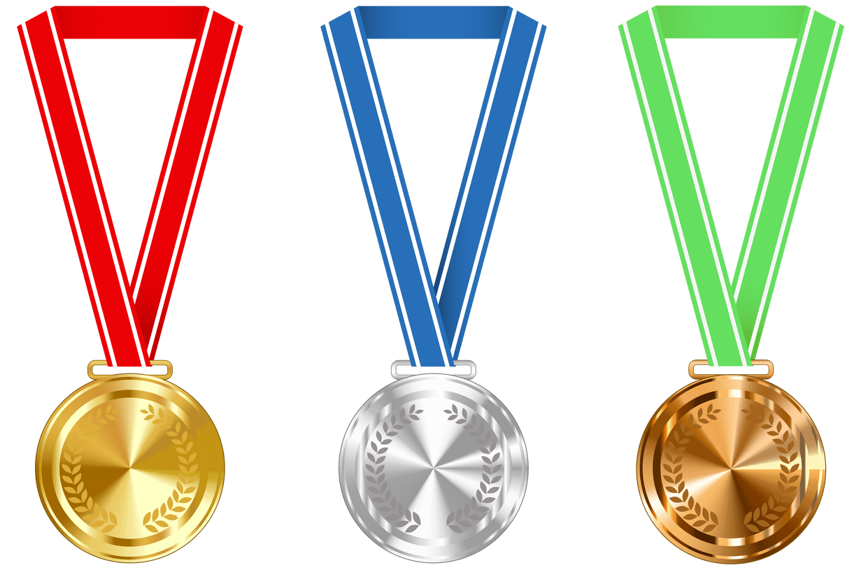 Good clipart medal certificate. Novelty awards retirement trophies
