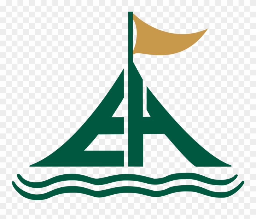 Golf emerald hills logo. Golfing clipart country club