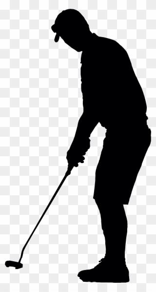 Golfer clipart doom. Free png images clip