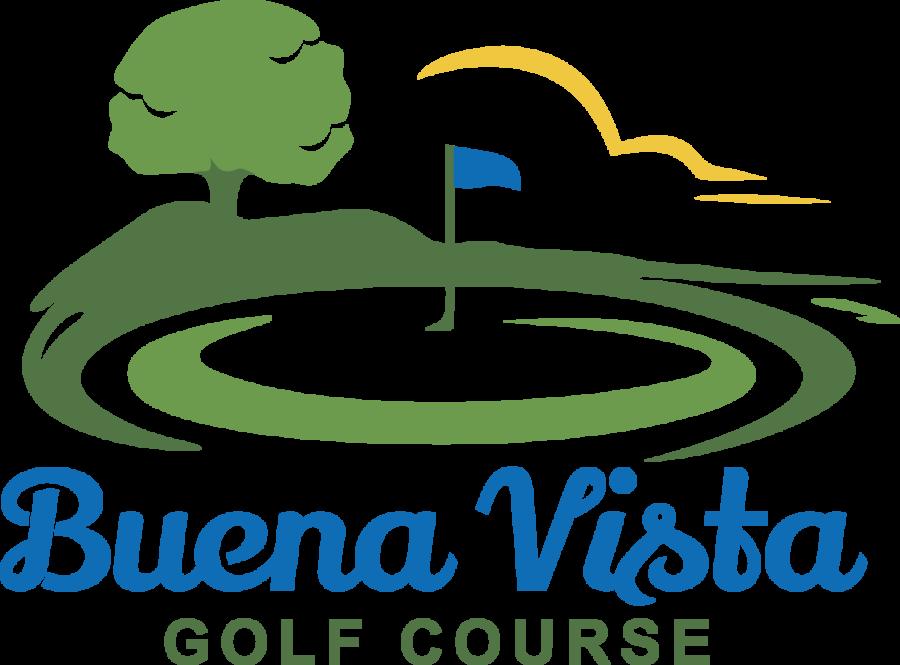 Golfer clipart pitch. Golf dekalb buena vista