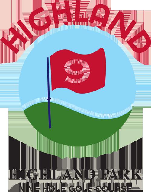 Highland hole gc st. Golf clipart fairway