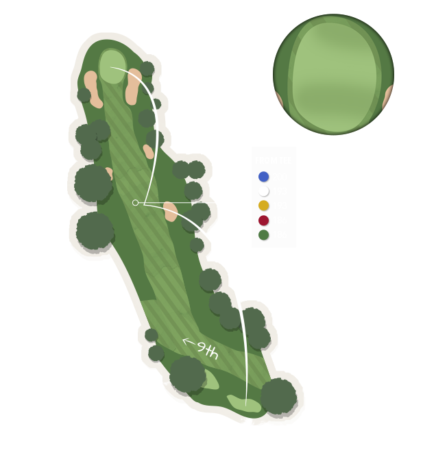 Fort mitchell country club. Golf clipart fairway