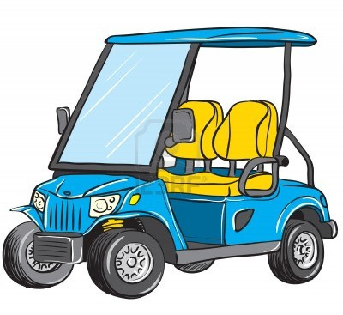 Free cart download clip. Golfer clipart golf buggy