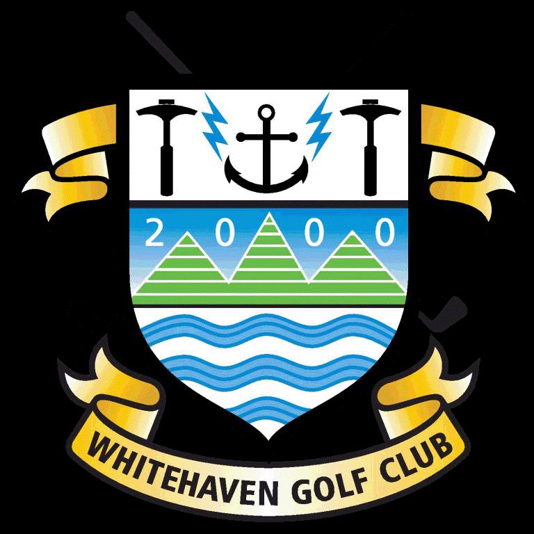 Whitehaven club whitehavengolfc twitter. Golf clipart golf crest