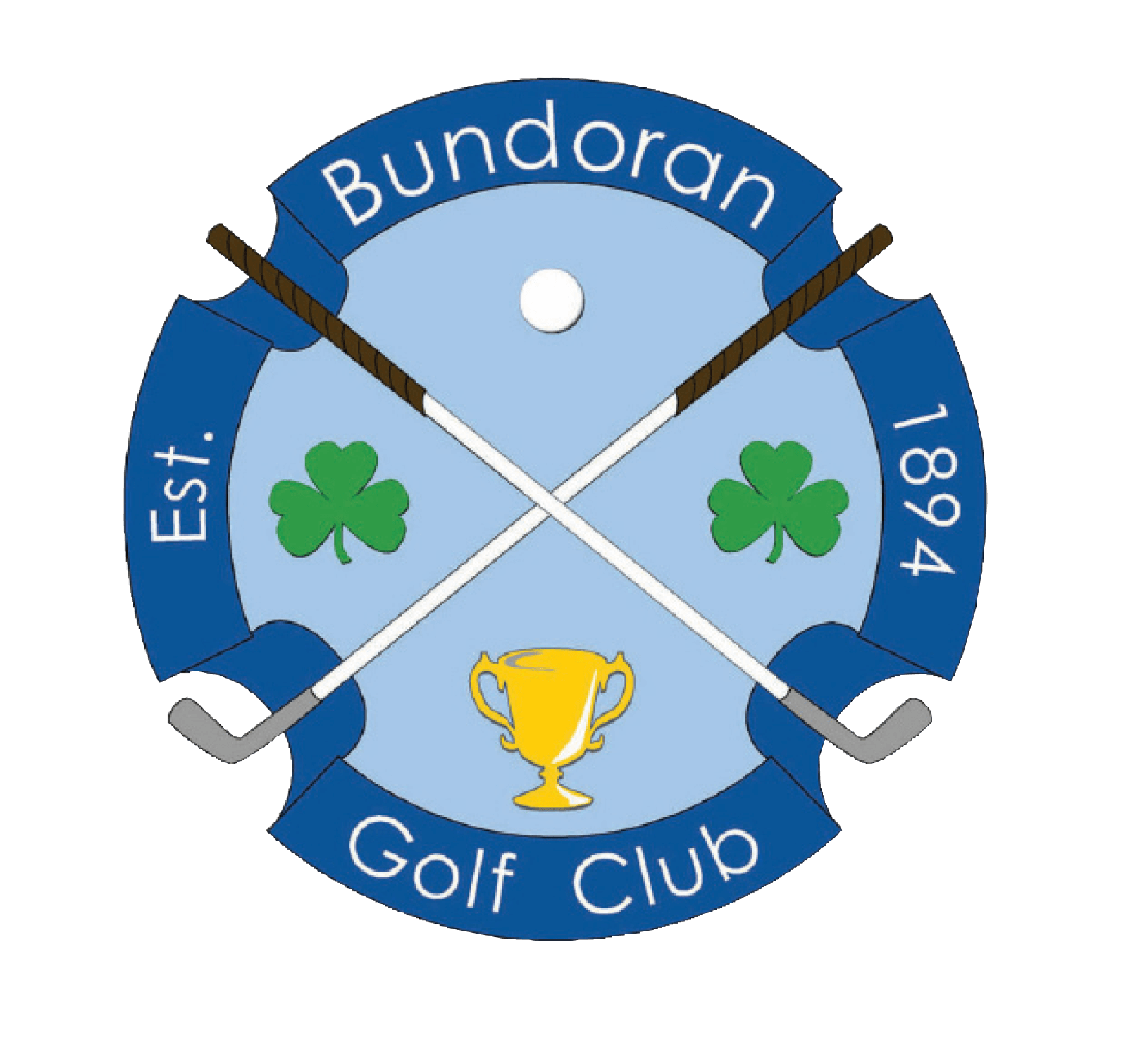 Golfer clipart golf green. Bundoran club