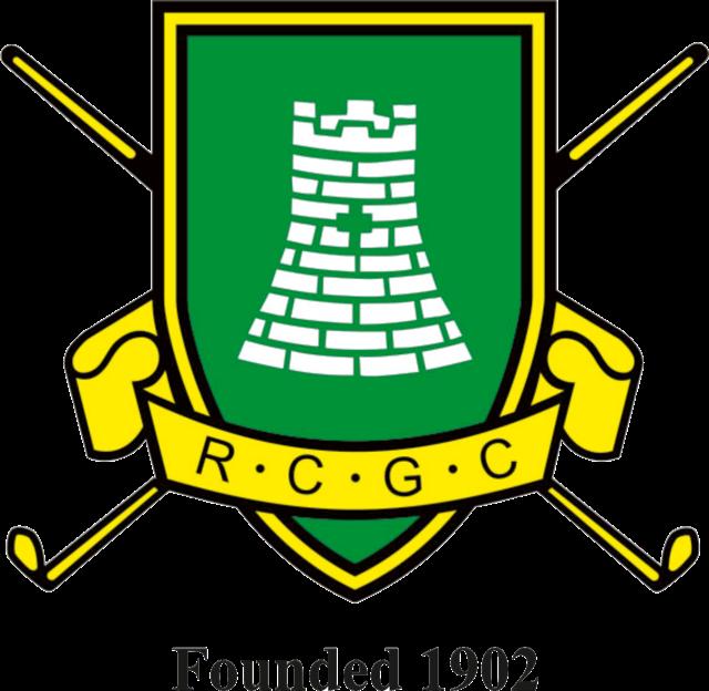 Rowlands castle club . Golf clipart golf crest
