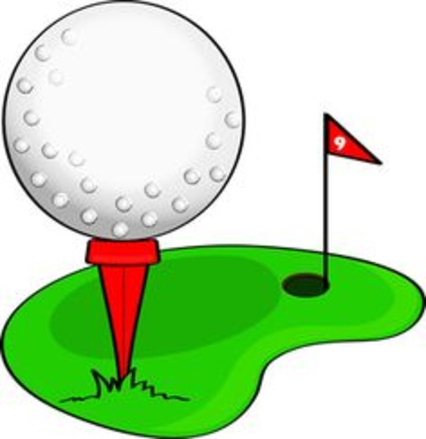 Apr the of granby. Golf clipart golf game