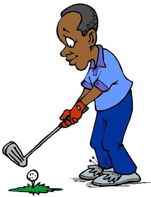 Free golfer cliparts download. Golf clipart golf game
