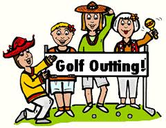 Cliparts zone . Golf clipart golf group
