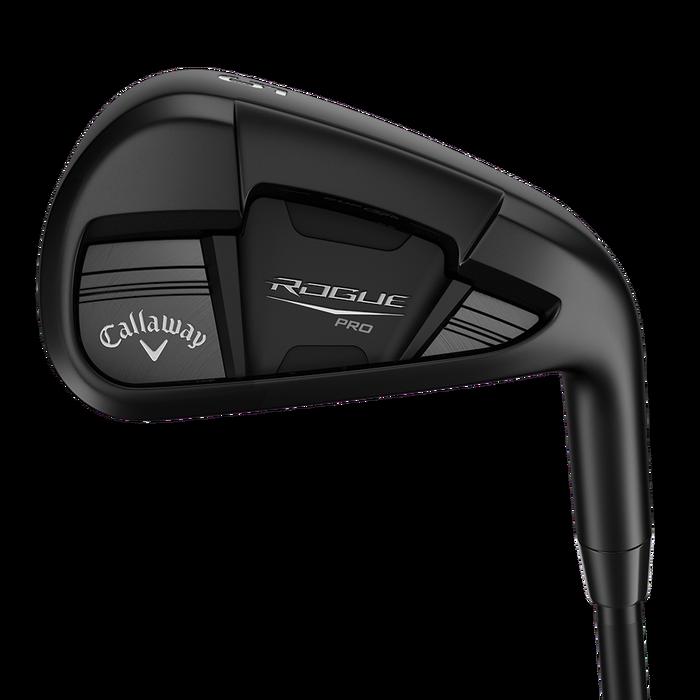 Golf clipart golf iron. Rogue pro black irons