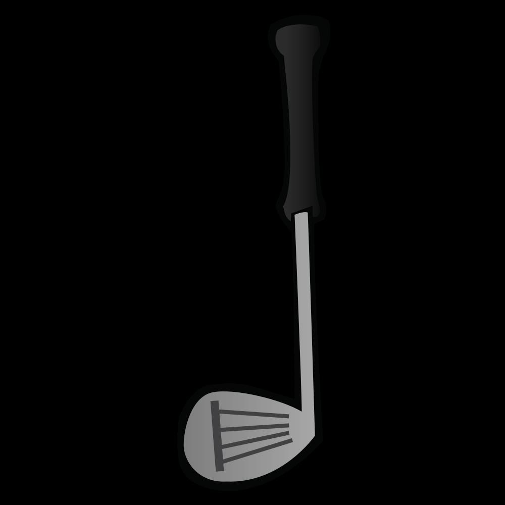 golfer clipart golf equipment