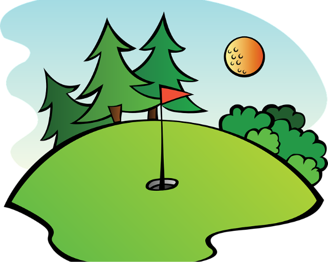 Junior lessons at pontypridd. Golf clipart golf stick