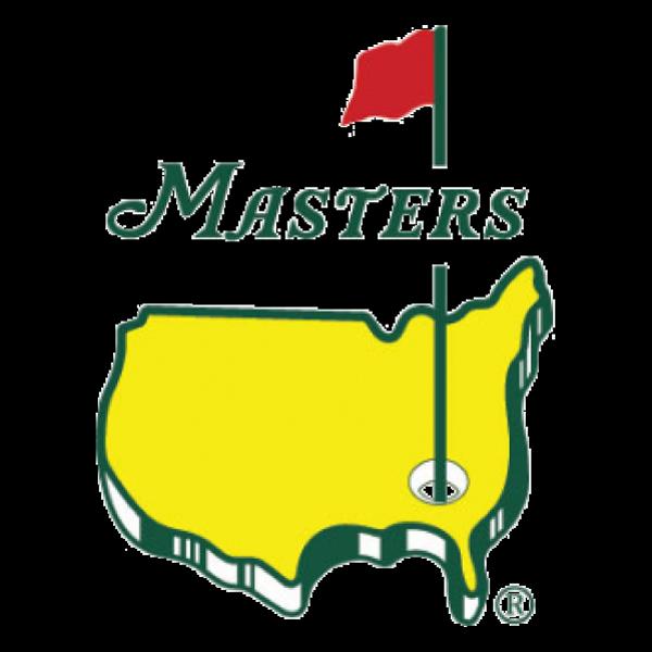 Masters . Golf clipart golf tournament