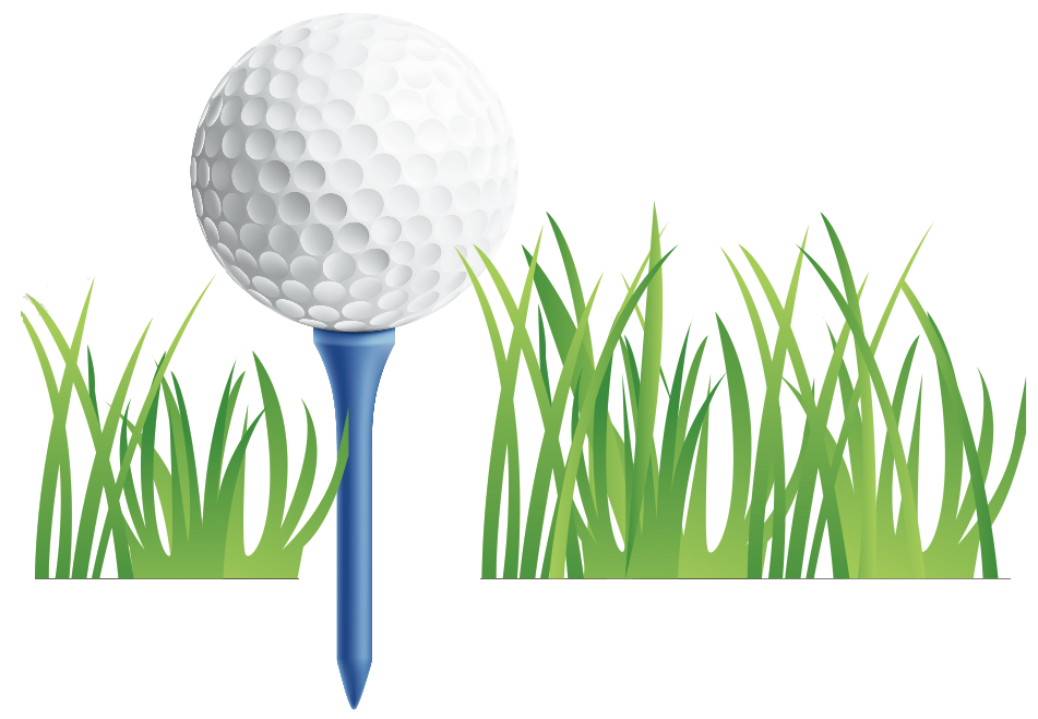 The first tee of. Golf clipart golf tournament