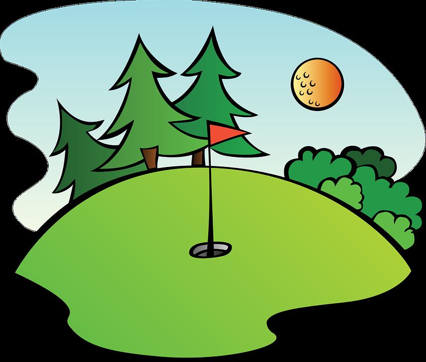 Golfer clipart junior golf. League colonial tennis club