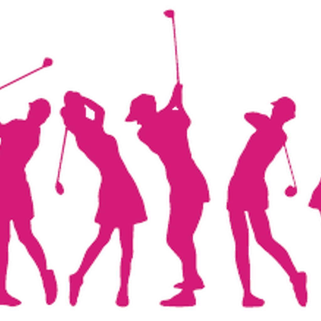 Golf clipart lady golf. Ladies night share this