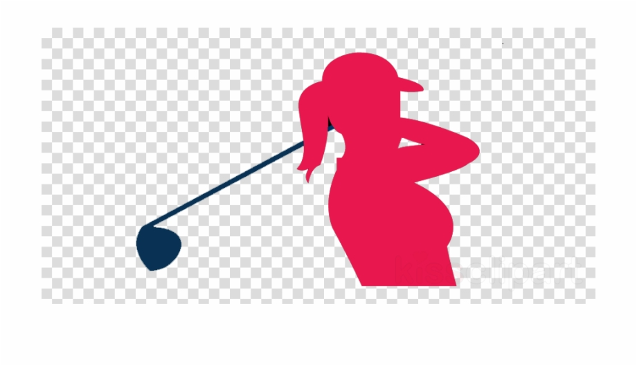 Golfing clipart lady. Ladies golf clip art