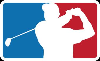 River bend course men. Golf clipart league