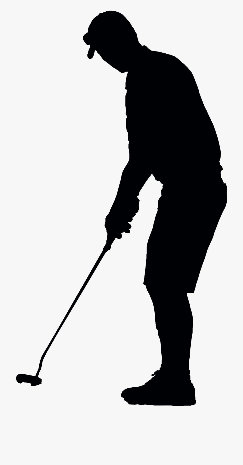 Free download clip art. Golfer clipart golf club