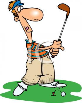 Golf clipart person. Girl clip art panda