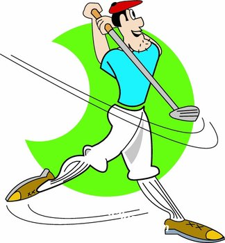 Golfing clipart golf tournament. Free images download clip
