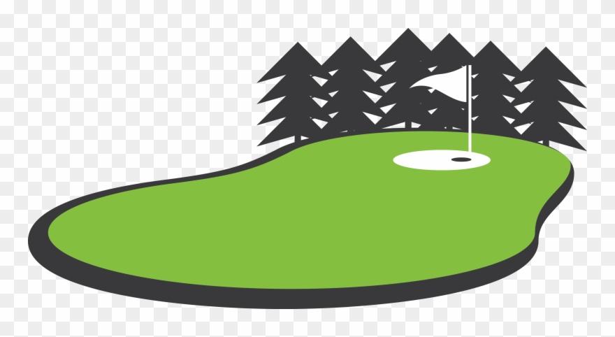 Clip art png download. Golf clipart putting green