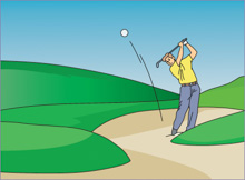 Golf clipart sand trap. Search results for clip
