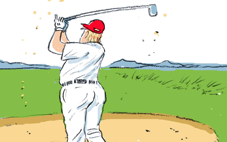 Golf clipart sand trap. Free download clip art