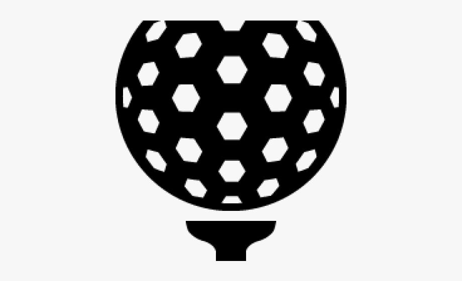 Ball icono free . Golf clipart tee icon