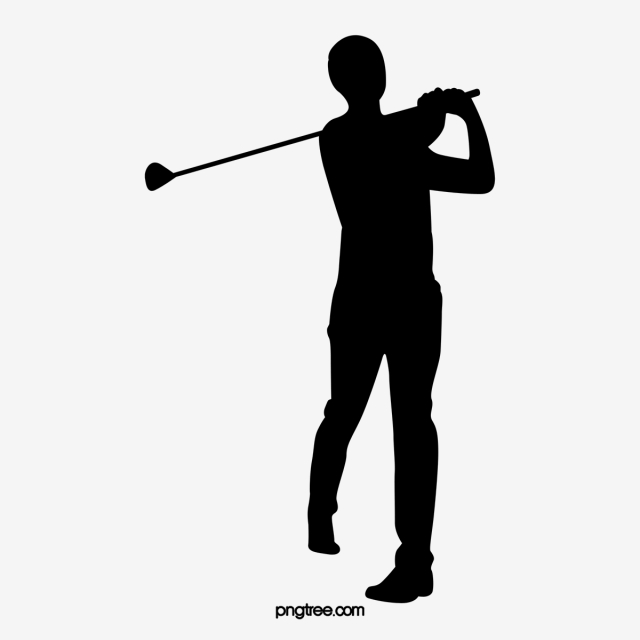 Golfer clipart vector. Golf png psd and