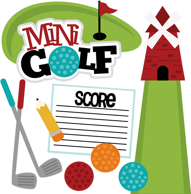 Golfer clipart mini golf course. This saturday indian valley