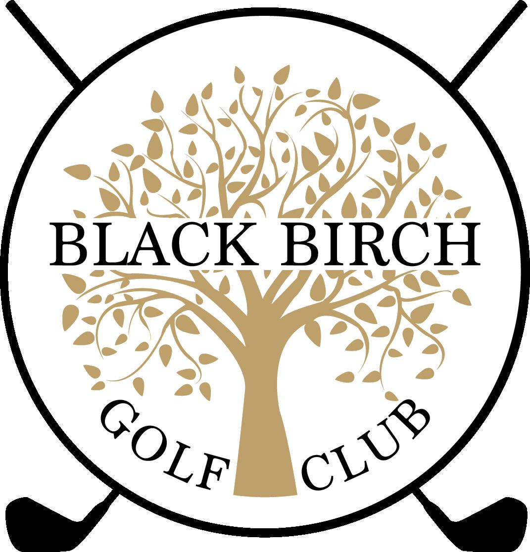 Black birch golf. Golfing clipart country club
